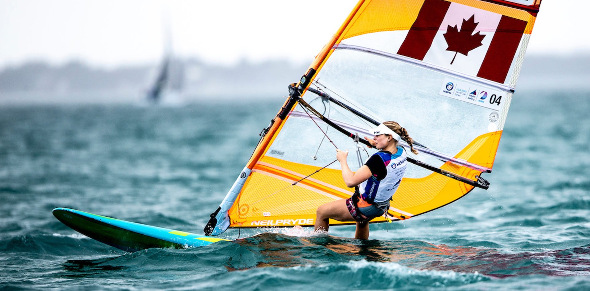2020 Hempel World Cup Series Miami © Pedro Martinez / Sailing Energy 23 January, 2020.